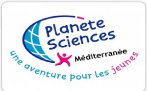 Logo planète science méditerranée
