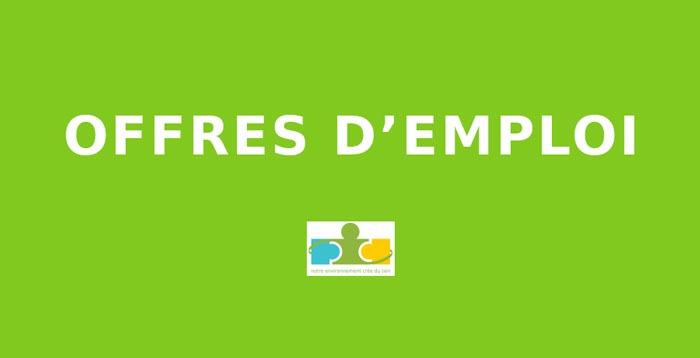 visuel pour les propositions d'offres d'emploi sur le site du réseau médiation