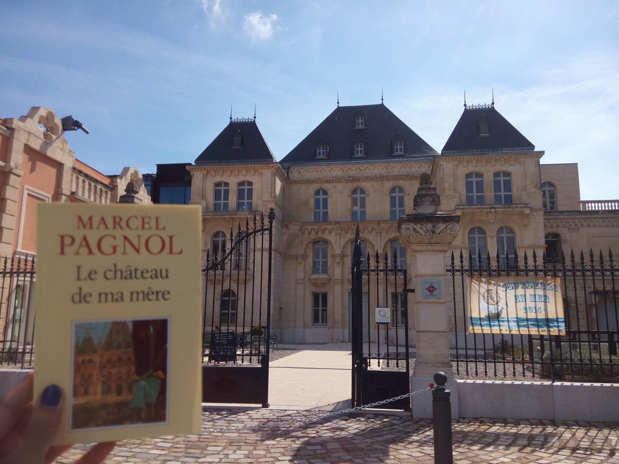 Visite du Château de la Buzine, le 20/09/2014, Anissa Mande©