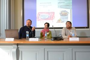 E. Martinez, C. Vallet-Coulomb et L. Duquy-Nicoud