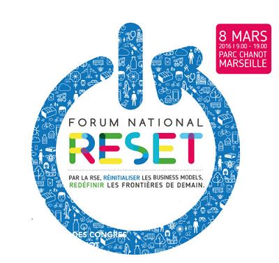 logo du forum reset sur la RSE