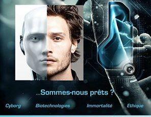 Affiche transhumanisme