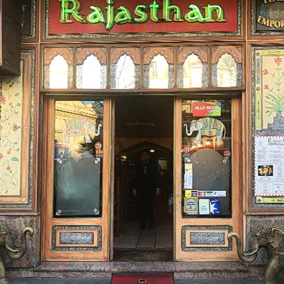 Rajasthan - Restaurant Indien Marseille